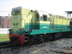 Transportasi Kereta Api